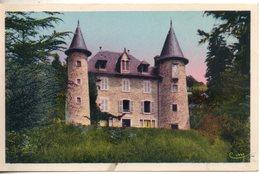 63. Courpiere. Le Chateau De Taillades - Courpiere