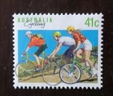 AUSTRALIE Cyclisme, Velo, Bicyclette.  Yvert N°1126. **. MNH - Wielrennen