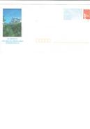 Enveloppe Entier Postale Neuve De FRANCE LE DEVOLUY Montagne Des Htes Alpes - Nature / Arbre