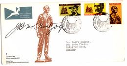 Lettre De Bloemfontein (21.09.1968)_FDC_Hertzog - Afrique Du Sud (1961-...)