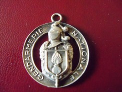Ancien Insigne Gendarmerie Nationale. - Politie En Rijkswacht