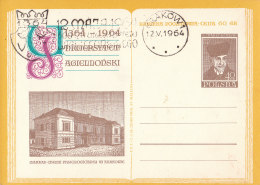 POLAND - 1964.04.27. Cp 249 600th Anniversary Of Jagiellonian University - Department Of Chemistry - Marchlewski 5