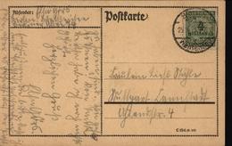 Inflation 1923 4 Million Marks Berlin YT 297