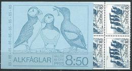 SUEDE 1976 - Oiseaux De Mer Guillemots - Carnet C917