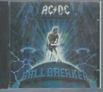 "CD   AC/DC    -  ""  BALLBREAKER ""  -  11 TITRES - Music & Instruments"