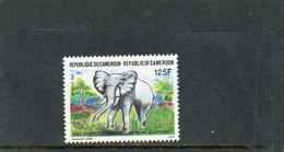 1991  CAMEROUN - Elephant