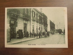 REGGIO CALABRIA  -  Corso Garibaldi  -  Cartolina Viaggiata 1922 - Reggio Calabria
