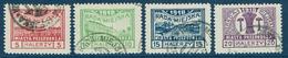 PRZEDBORZ - Poste Locale Série Expertisée Fischer N°11/14 Valeur Halerzy - Dentelé 10 - 1918 - ....-1919 Provisional Government