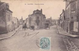 B13 - 78 - Mantes - Yvelines - Place De Limay - N° 34 - Mantes La Ville