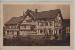 """Schönengrund - Gasthaus & Metzgerei """"Ochsen"""" - Photo: E. Guntli - AR Appenzell Rhodes-Extérieures"""