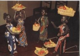 CPM - BRAZZAVILLE - COSTULES ET COIFFURES ... - Edition D'Art L.R. - Congo - Brazzaville
