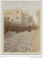Dilbeek:Institut DonBosco (originele Foto 12x9cm Op Dun Fotopapier)+/-1910 - Dilbeek