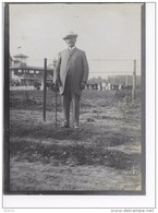 Dilbeek :Champ De Course- Paardenrenbaan 11/9/1907 (originele Foto 12x9cm ) - Dilbeek