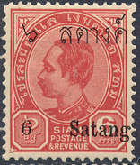 Stamp  THAILAND,SIAM 1909 Mint MNH  Lot#59 - Collections (en Albums)