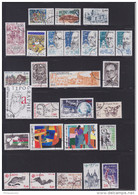 Timbres Pour Les écoles, Oblitération 1 Cercle , Année 1986 (1C /001)
