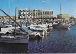 Carnon Plage - Le Port - Mauguio