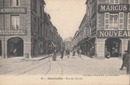 Charleville 08 - Magasins Rue Du Moulin - Charleville