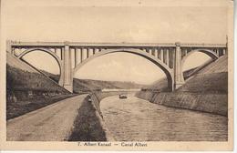 Albertkanaal Verdwenen Brug Van Vroenhoven - Riemst