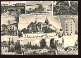 CPM Allemagne Blümenstadt ERFURT Multi Vues - Erfurt