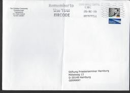 EIRE  Lettre - Brieven En Documenten