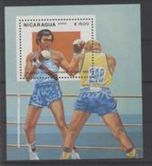 Nicaragua Boxing Boxe