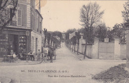 NEUILLY PLAISANCE  Rue Des Cultures Maraichères ( Plan Animé ) - Neuilly Plaisance
