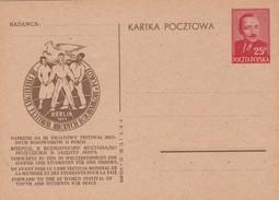 Pologne Entier Postal Illustré