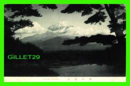 MOUNT FUJI,  JAPON - AT SUNRISE - COLLOTYPED BY K. OGAWA - - Japon