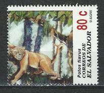 El Salvador Mi 2002 ** MNH Potos Flavus