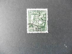 Belgique  : Perfins : Timbre N° 765   Perforé   D.. - Lochung
