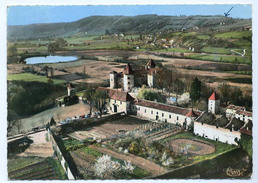 #3244 - Vignieu - Château De Chapeau Cornu - Vue Aérienne - Frankreich