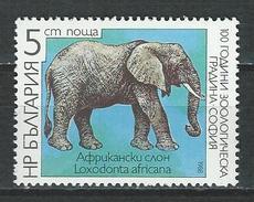Bulgarien Mi 3657 ** MNH Loxodonta Africana