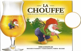 Sous-Bocks - La Chouffe - Bière Blonde D'Ardenne - Belge - Brasserie D'Achouffe - - Beer Mats