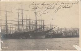 5920.   Da Palermo A Caccamo - Nave, Boat, Ship, Veliero - 1909 - FP - Small Format - 1900-44 Victor Emmanuel III