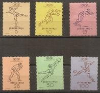 YUGOSLAVIA 1952 Olympic Games