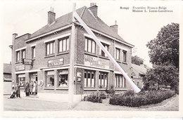 RONGY - Frontière Franco-Belge - Maison L. Lozin-Landrieux - Epiceries-Tabacs-Lingeries - Brunehaut