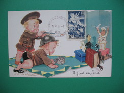 Carte-Maximum    N°  669     Libération     1945 - Cartes-Maximum