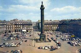 PARIS   / 75 /   LA PLACE VANDOME   CPM / CPSM  10 X 15 - Squares