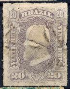 Stamp Brazil 1878 Lot#25 - Oblitérés