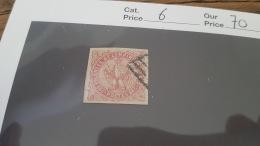 LOT 343130 TIMBRE DE COLONIE OBLITERE N°6 VALEUR 70 EUROS