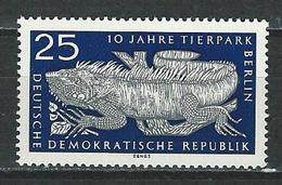 DDR Mi 1094 ** MNH Iguana Iguana