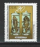 DDR Mi 2371 ** MNH Agama Lehmanni
