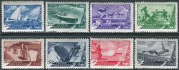 USSR 1949. SC #1318/25 VF/MNH. Sports. (Ts16) - 1923-1991 URSS