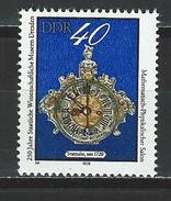 DDR Mi 2374 ** MNH Stutzuhr