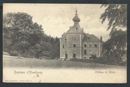 +++ CPA - Environs D' HAVELANGE - Château De LIBOIS - Nels Série 77 N° 8   //