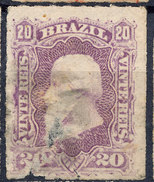 Stamp Brazil 1878 20r Lot#12 - Brazil