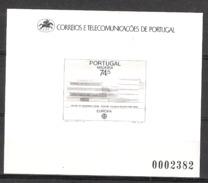 Madeira - Portugal 1987 Europa: Modern Architecture. Blackprint Of Mi  115, MNH(**) - Madeira