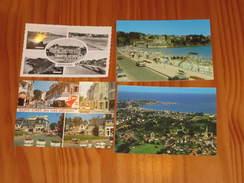 M870*  4 Cartes Sur La Commune De Saint Cast Le Guildo - Saint-Cast-le-Guildo