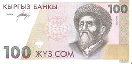 Kyrgyzstan - Pick 12 - 100 Som 1994 - Unc - Kirghizistan