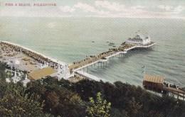 Folkestone, Pier And Beach (pk33783) - Folkestone